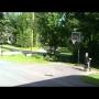 קליעת סל מקפיצת אופניים