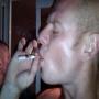 סיגריה שלמה בשאכטה אחת