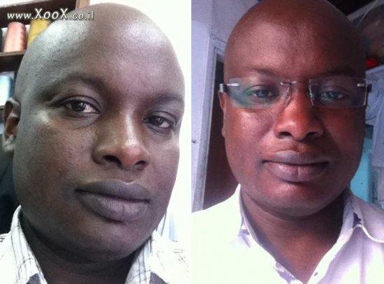 מוסא עביד – בן זוגה הסודני של אורטל בן דיין