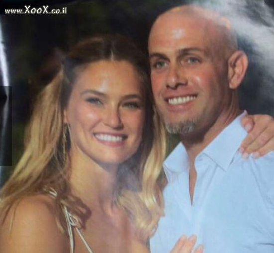 עדי עזרא ובר רפאלי תמונה מהחתונה