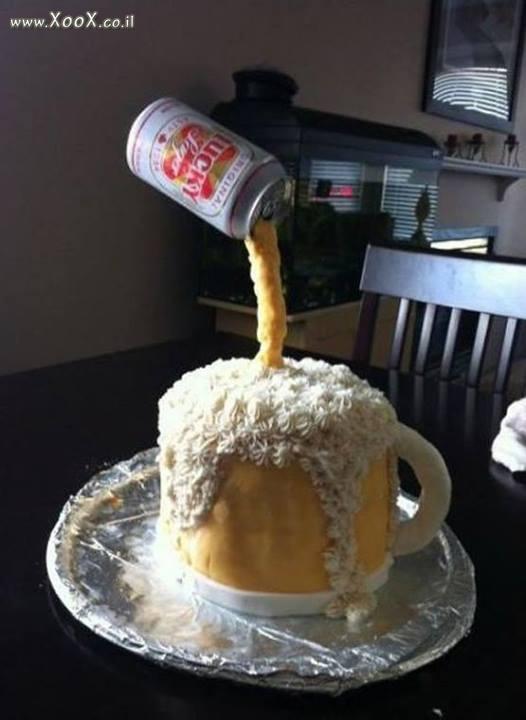 עוגת בירה מקורית תמונות מצחיקות תמונות פנאי ובידור