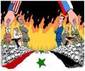 זה מה שקורה בסוריה 2012 - 2013